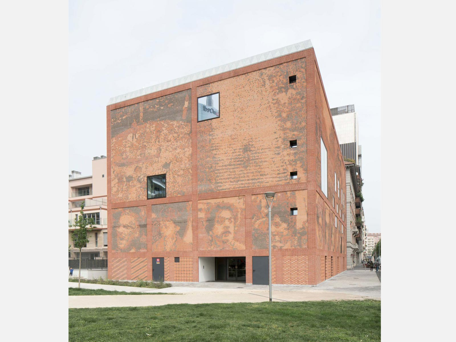 The house of memory in milan   uncube