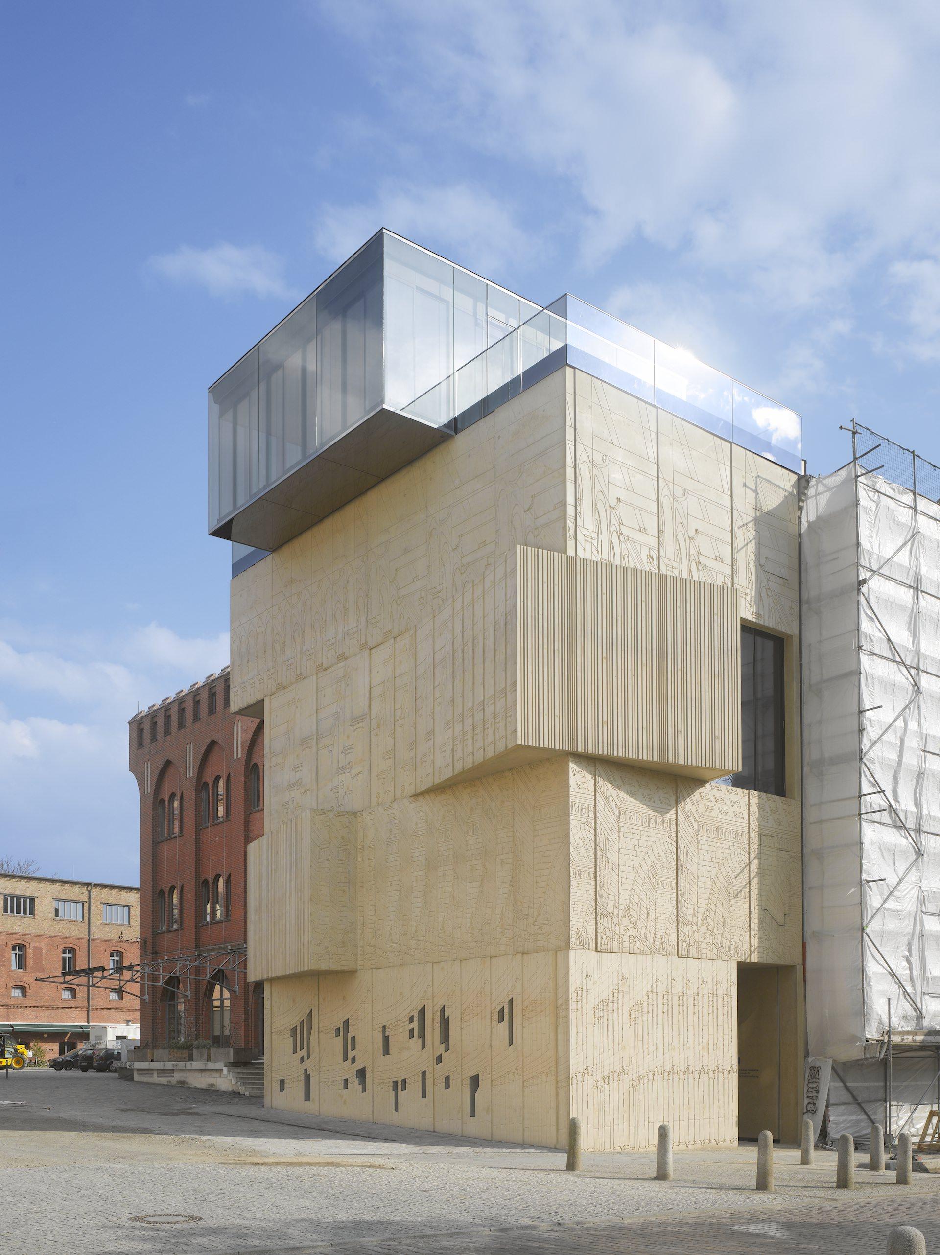 Piranesi exhibition at the tchoban foundation uncube for Architektur master berlin