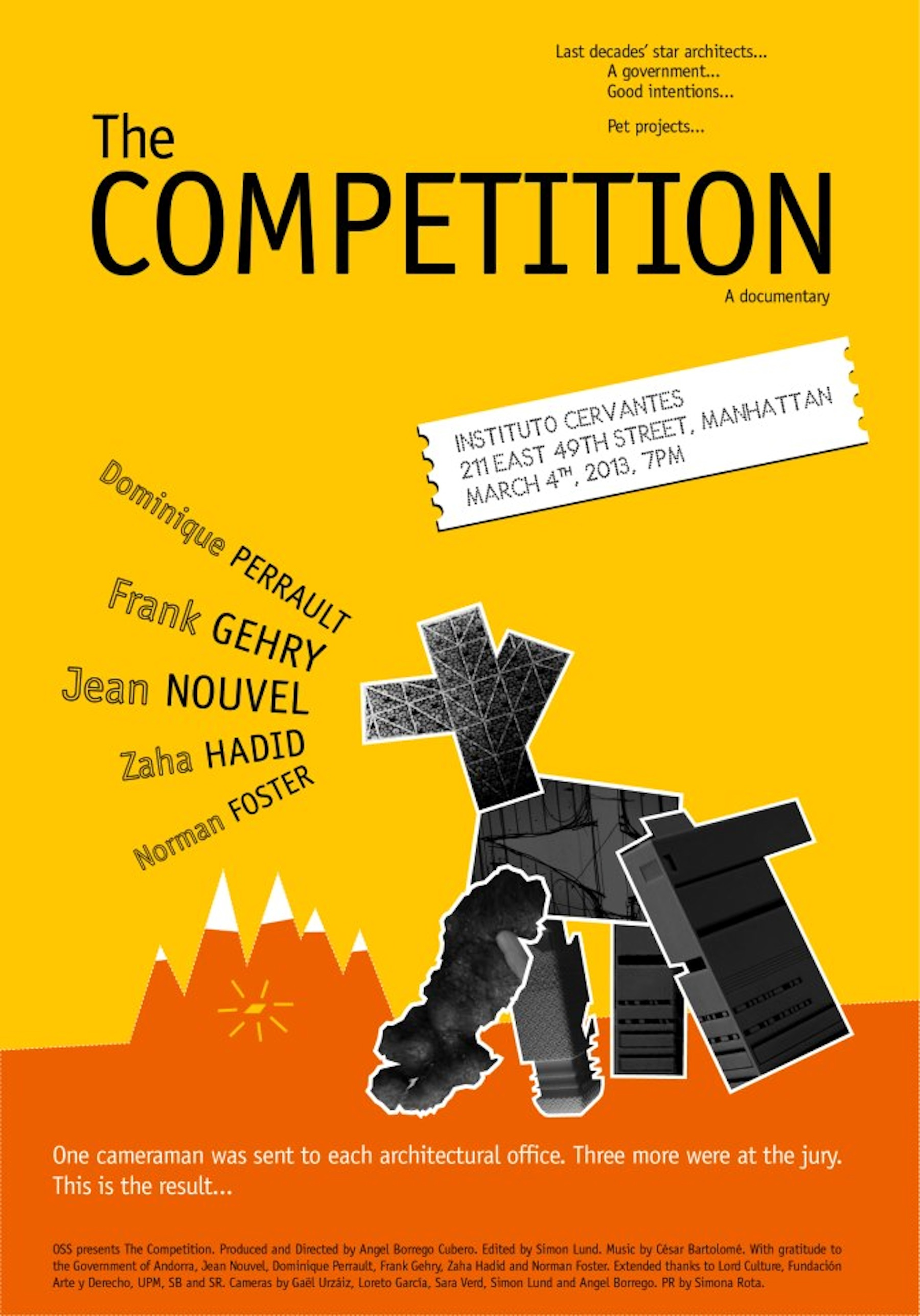 Movie industry competition