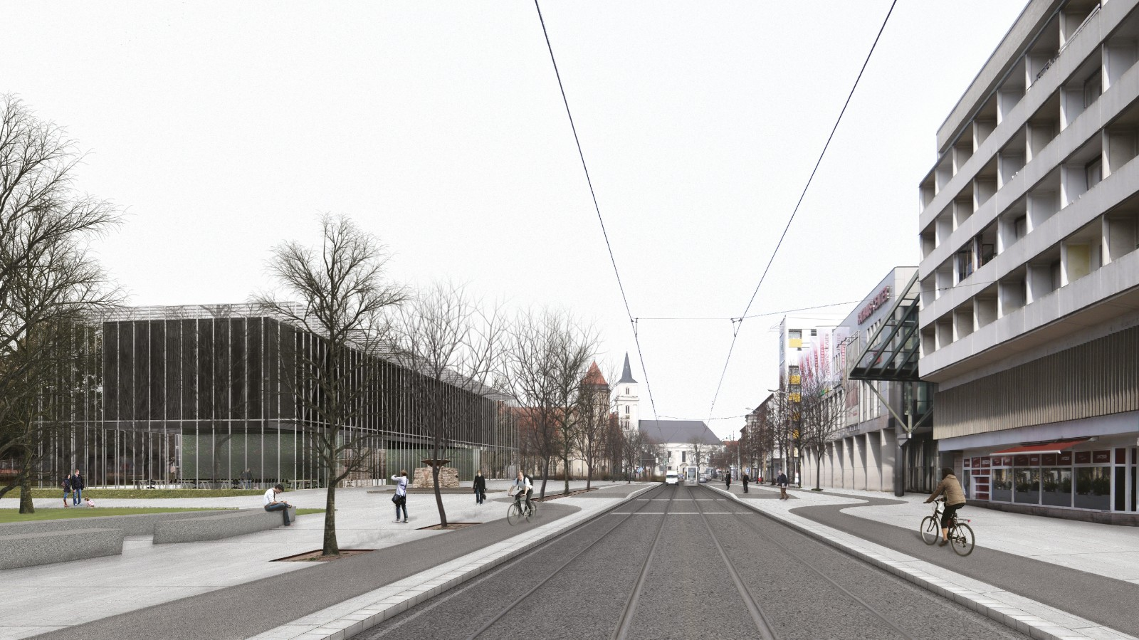 Two Winners In The Bauhaus Museum Competition Uncube