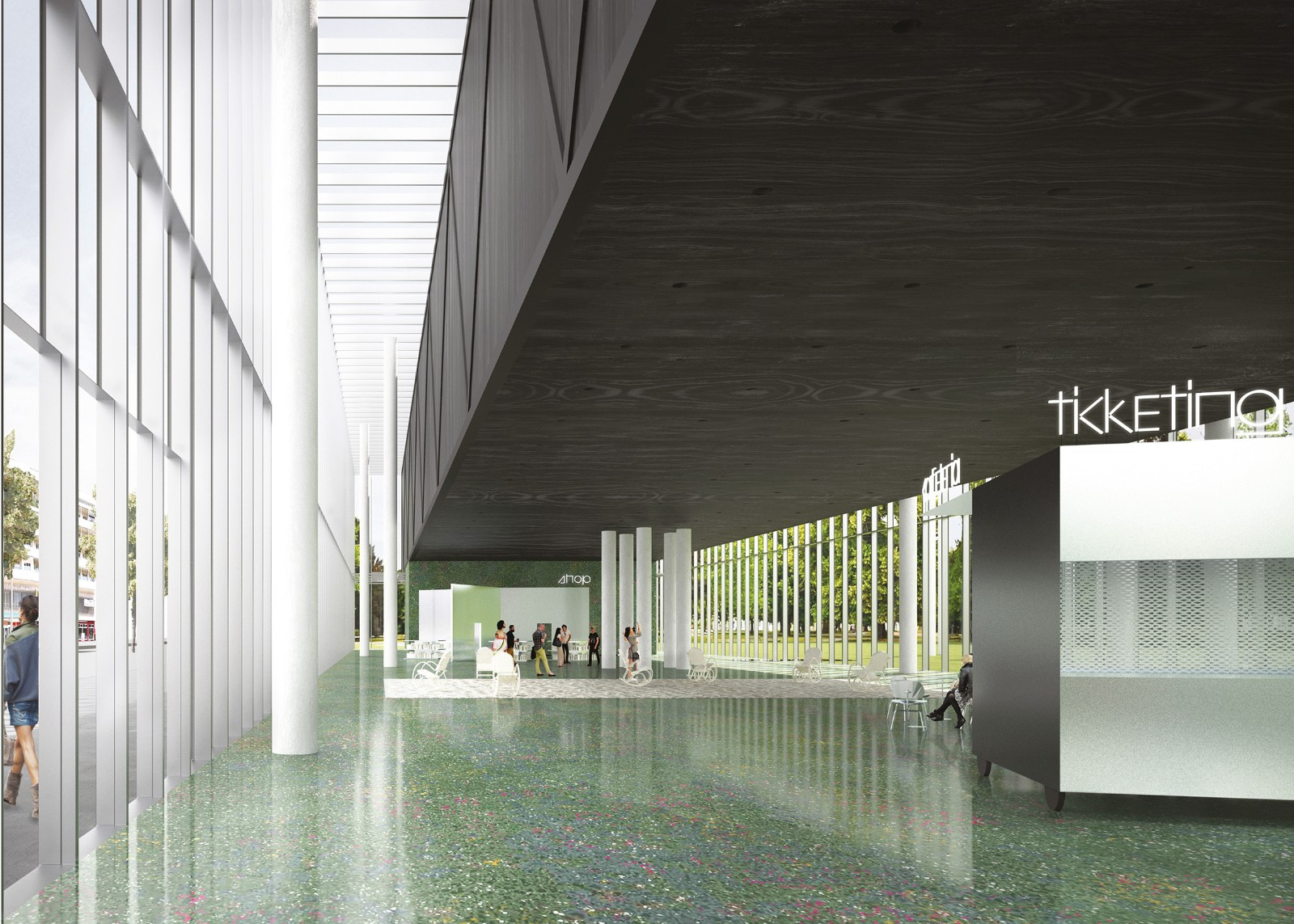 Picture of: Two Winners In The Bauhaus Museum Competition Uncube
