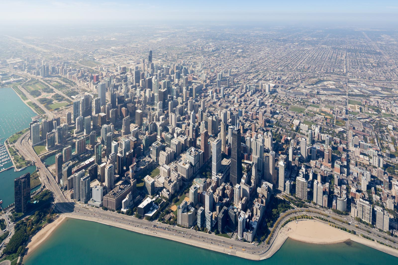 experiments in the possible at the first chicago architecture chicago from the air from iwan baan rsquo s chicago photo essay photo