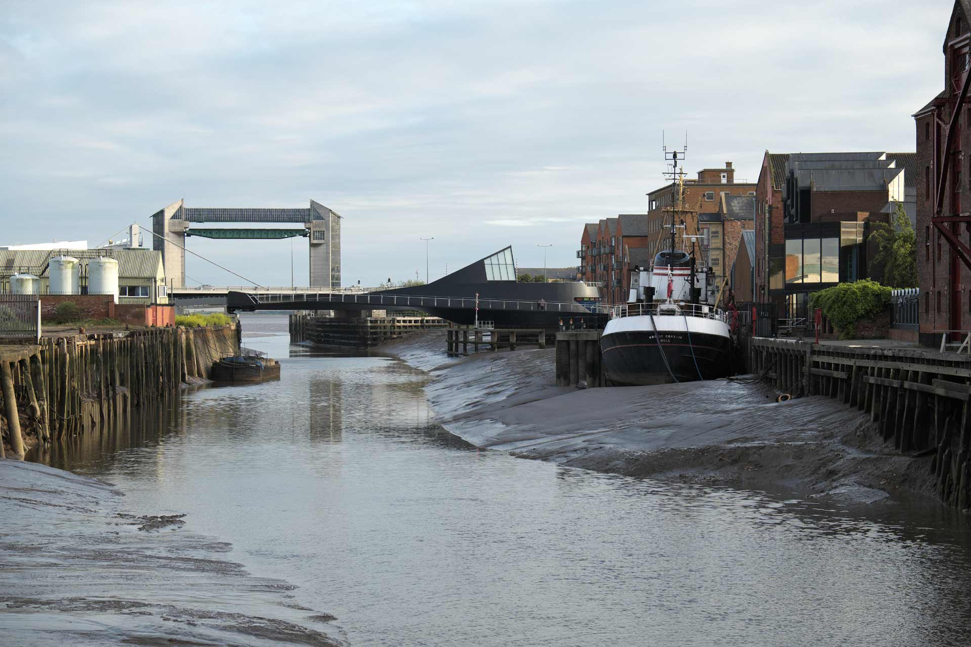 A New Bridge In Hull To Hang Out On Uncube