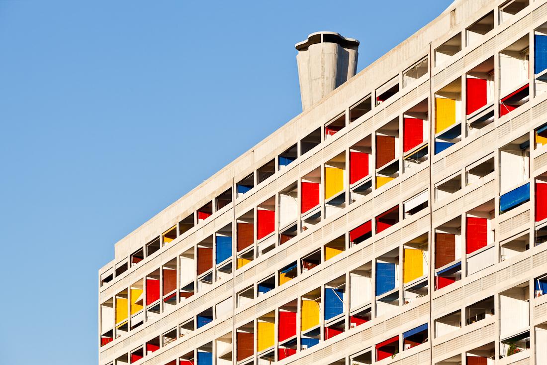 Le Corbusier Unite D Habitation konstantin grcic and xavier veilhan at le corbusier′s unité