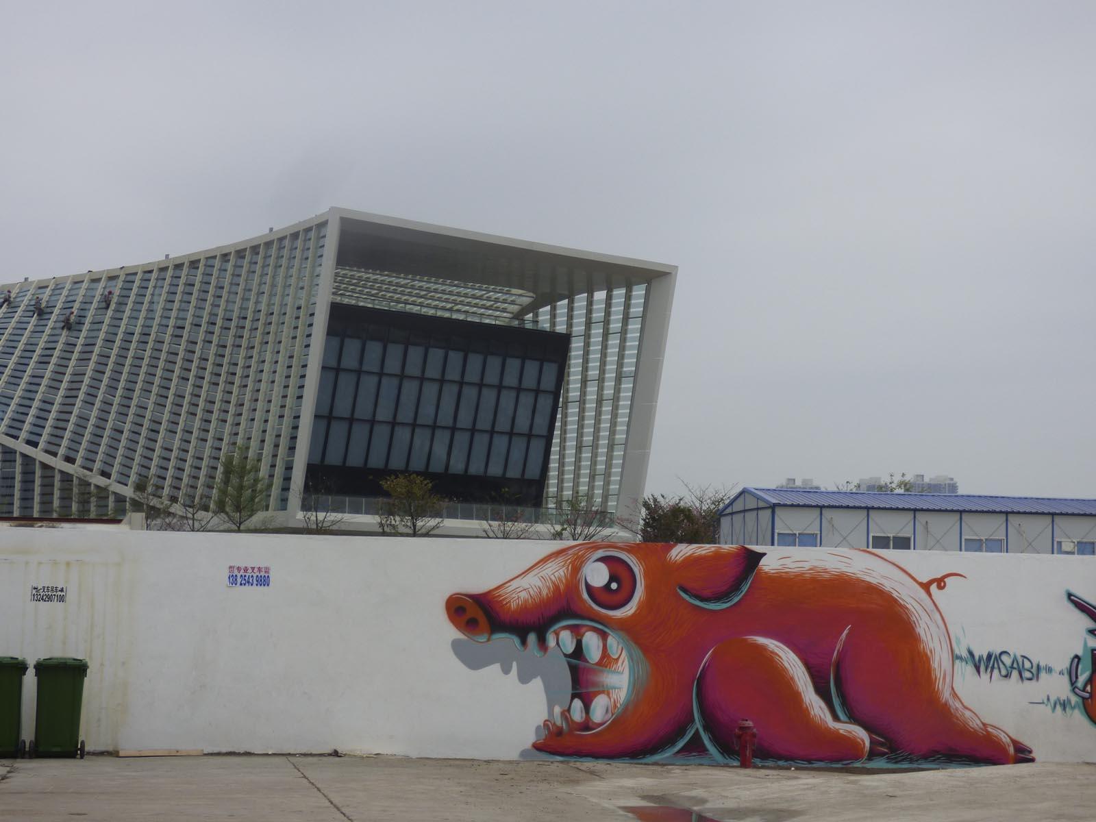 The shenzhen bi city biennale of urbanism architecture uncube