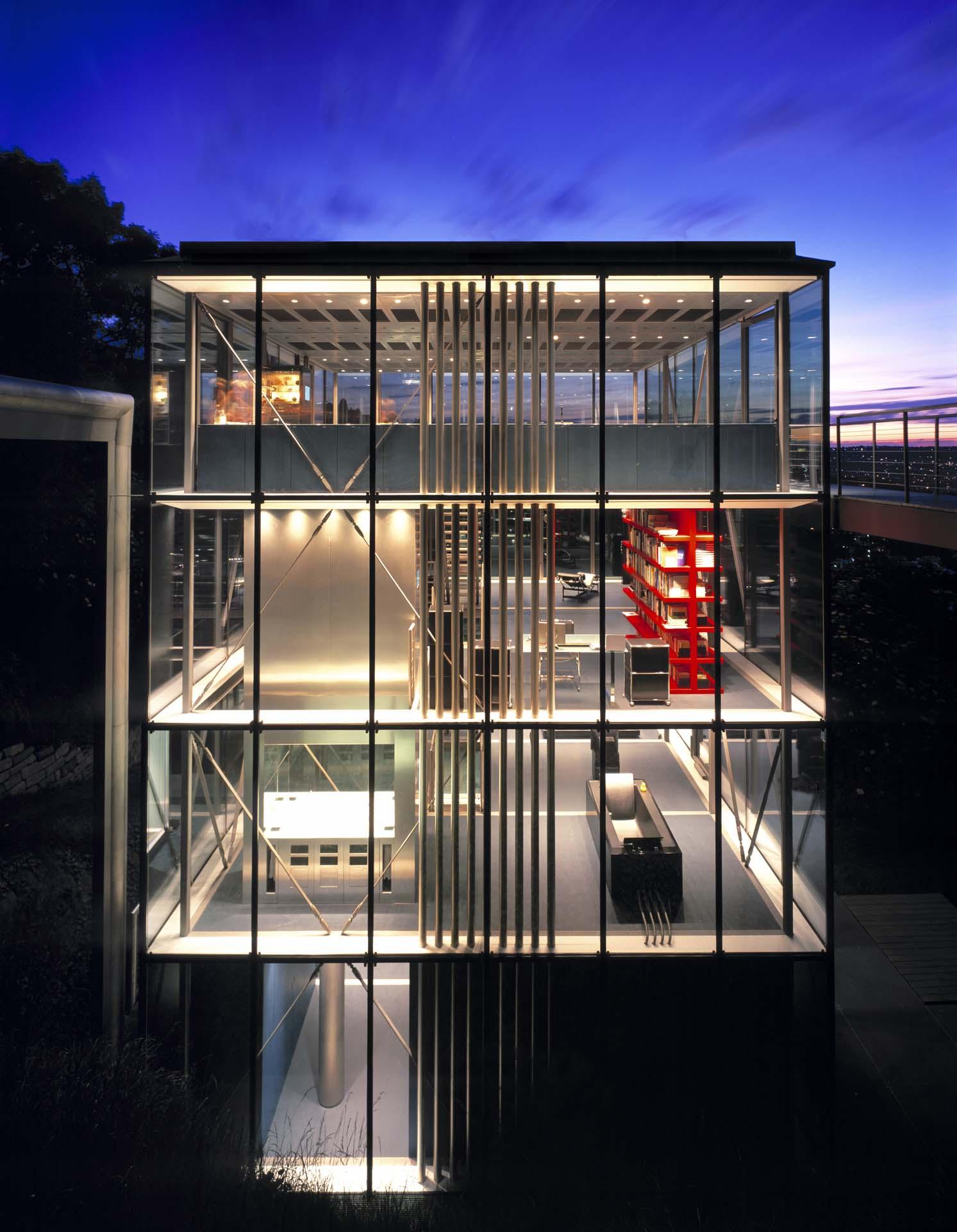 interview with werner sobek uncube. Black Bedroom Furniture Sets. Home Design Ideas
