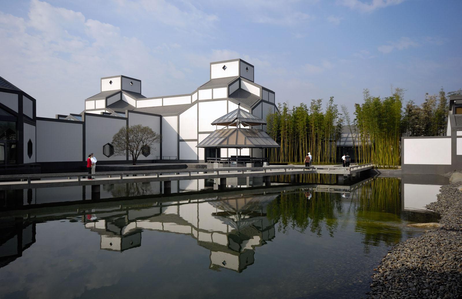 Pei's Suzhou Museum Revisited - uncube