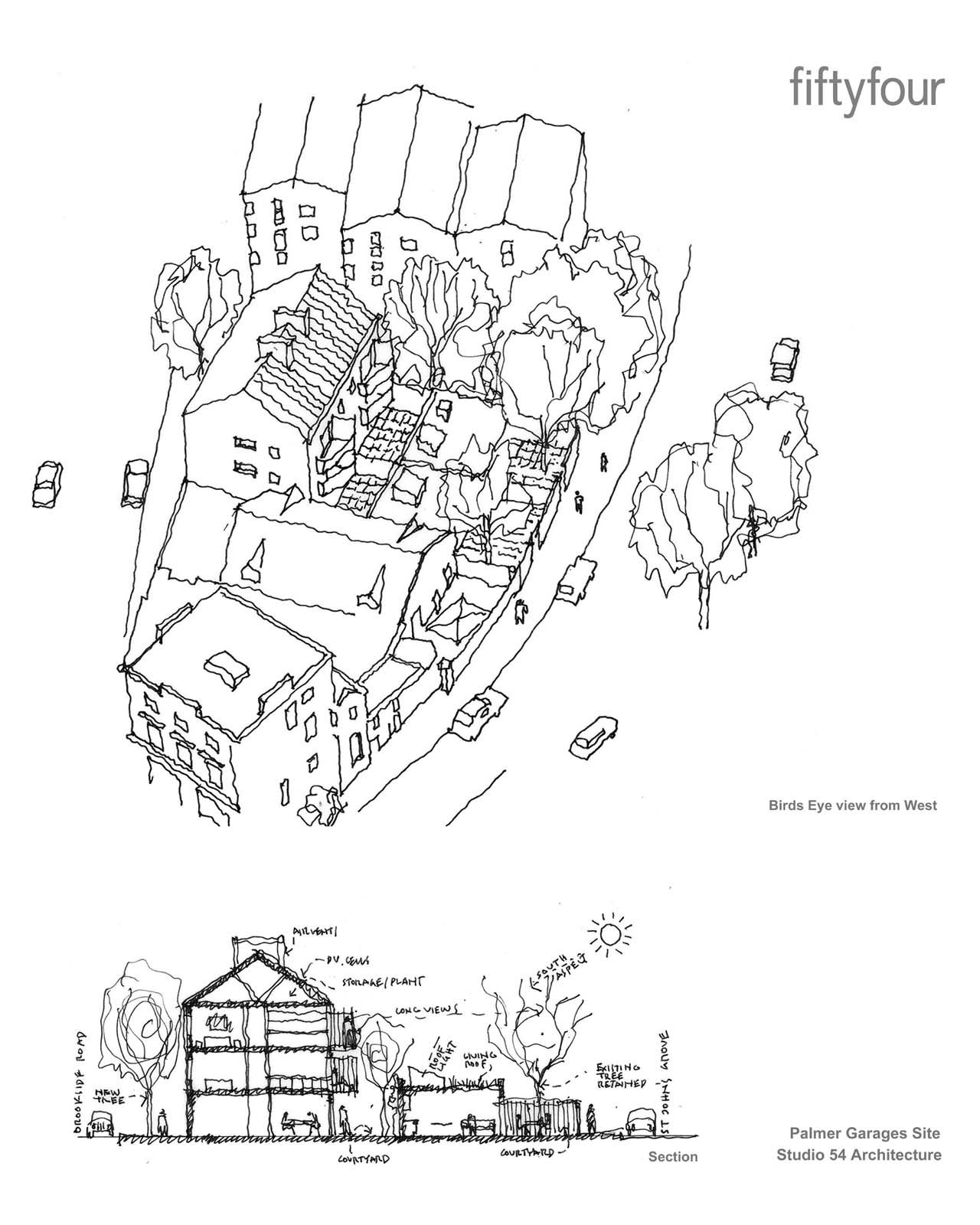 The Housing Legacy Of George Peabody Uncube Auto Chart Automobile Illustration Under Hood Diagram Car Palmer Garages Same Site Different Proposal Ndash Bynbspstudio 54 Architects