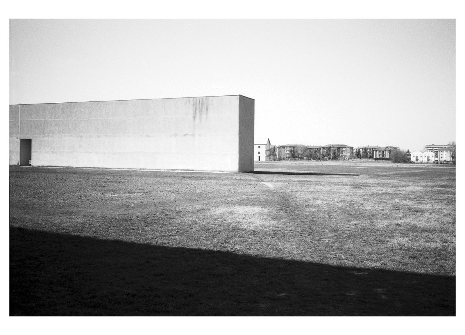melancholy and architecture on aldo rossi