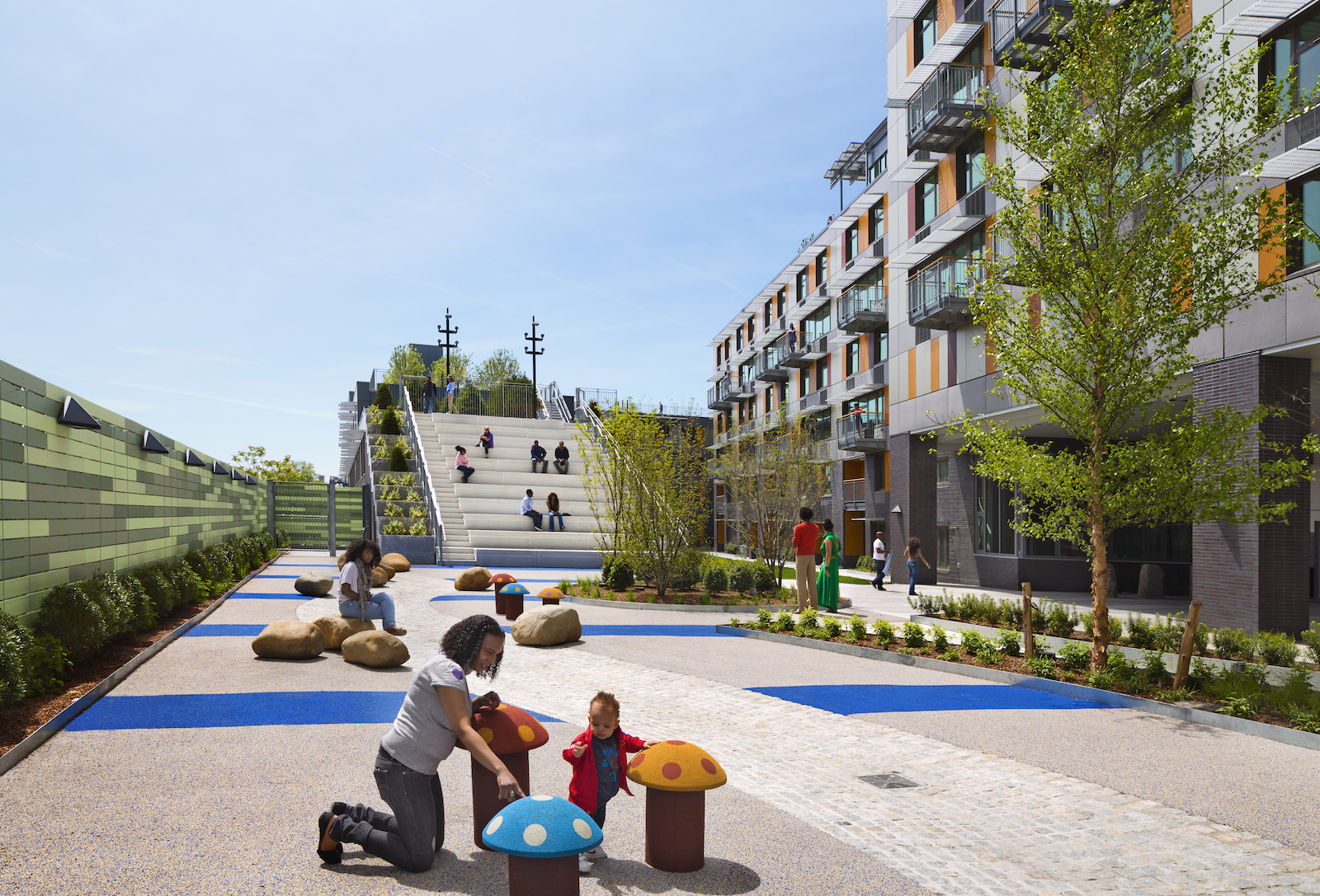 An affordable housing complex in the Bronx revisited - uncube