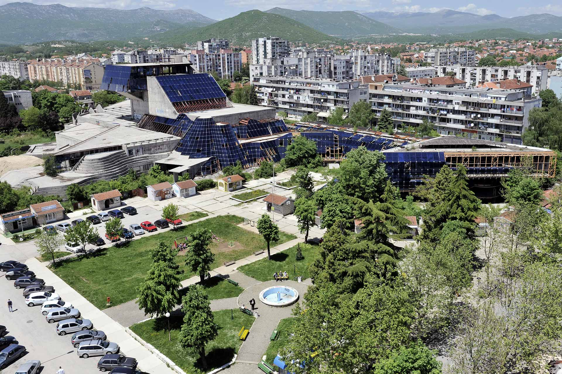 The Home Of Revolution In Montenegro Uncube
