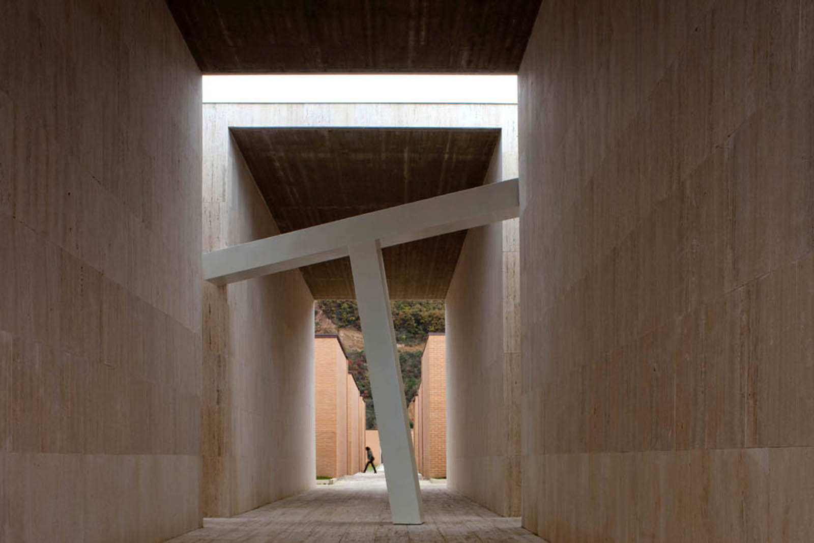 Gubbio Cemetery Extension By Andrea Dragoni Uncube