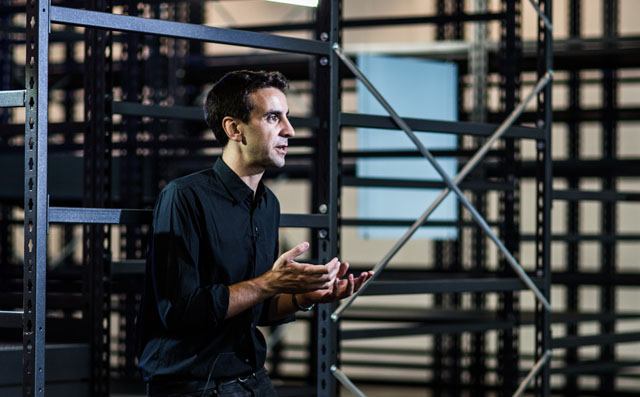 Interview with Joseph Grima at the Kortrijk Interieur on crisis and ...