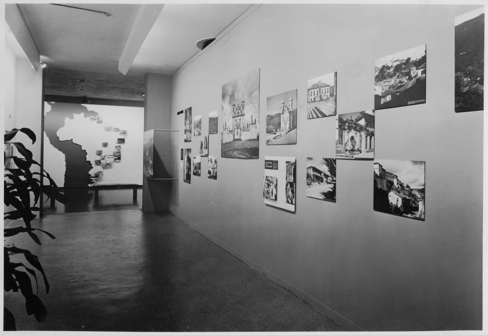 """Brazil Builds"" at the NY MoMA in 1943 presented the architectural merits of the Latin American nation alongside socio-economic developments and the commendable ""leadership of the Brazilian government""."