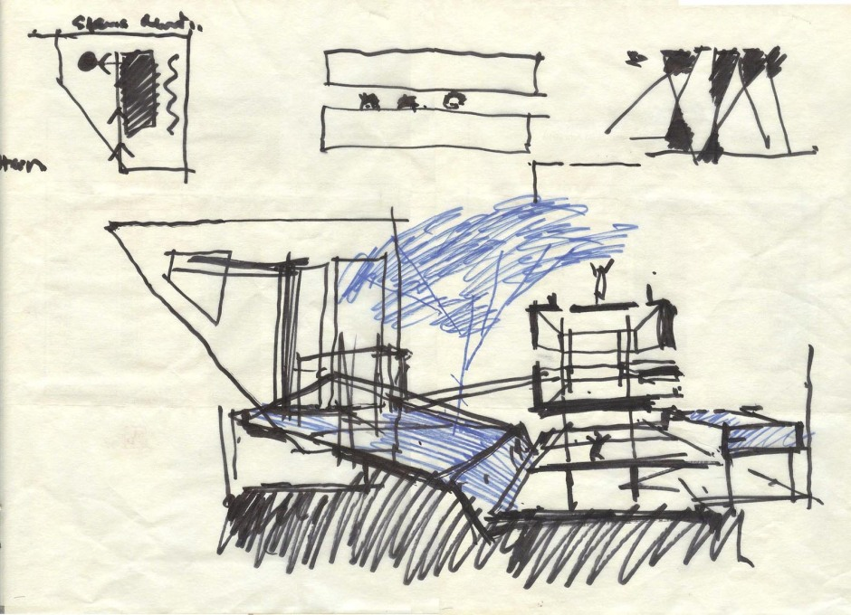 Concept sketch. (Image: Andra Matin)