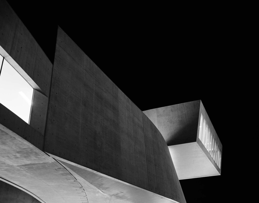 Maxxi Museum, Rome, image taken in 2009.