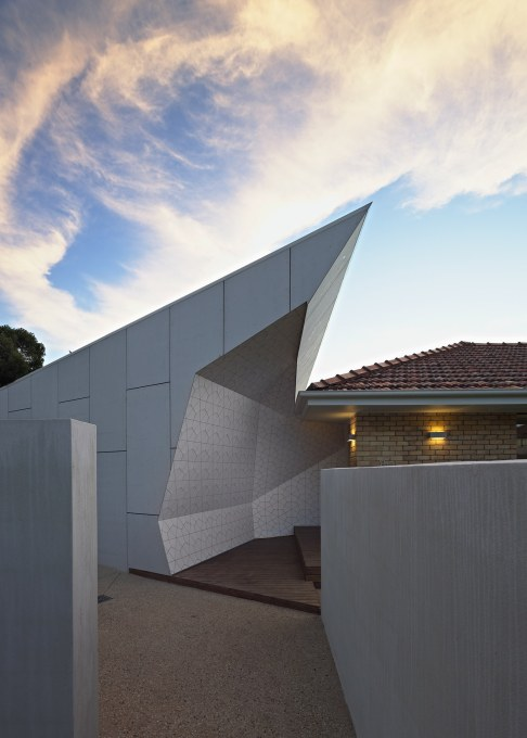 Wattle Avenue House, Mildura (2011), MvS Architects. (Photo courtesy MvS Architects)