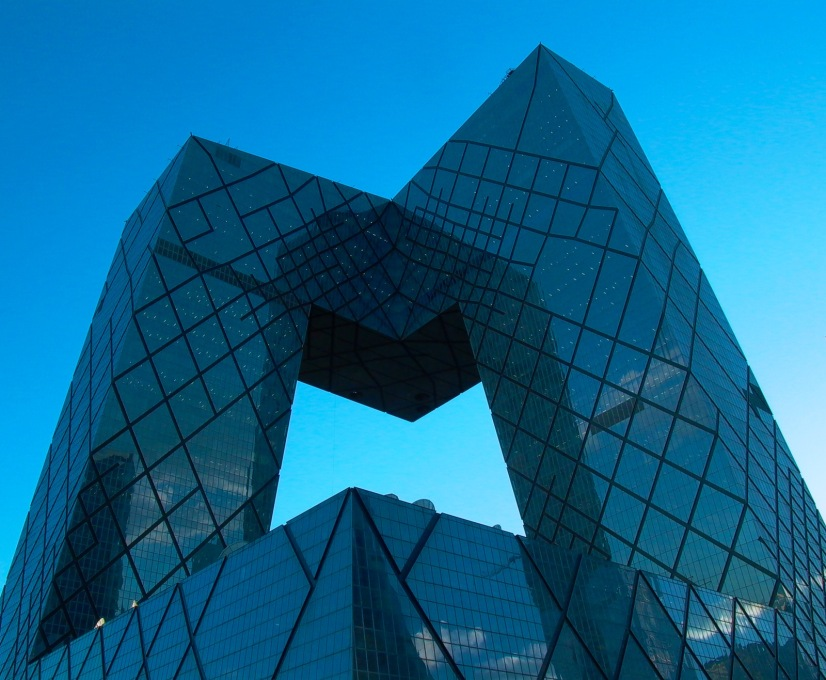 Koolhaas may be out of favour with Chinese officialdom for criticizing the lack of public accessibility of the CCTV building, but meanwhile it has become iconic across China.