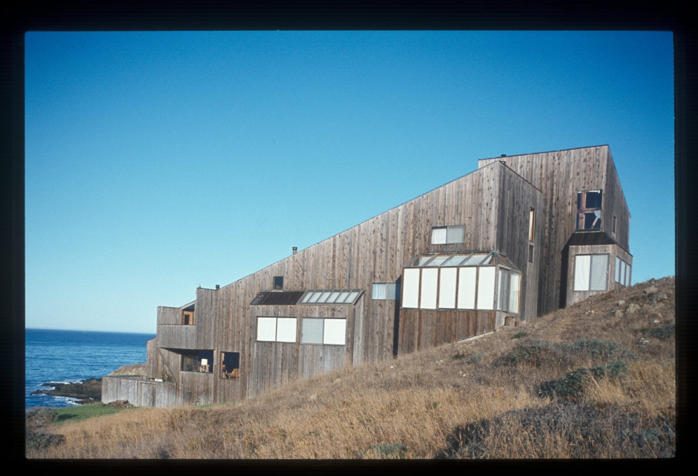 MLTW (Charles Moore, Donlyn Lyndon, William Turnbull and Richard Whitaker): Sea Ranch Condominium, Sonoma County, California 1965.