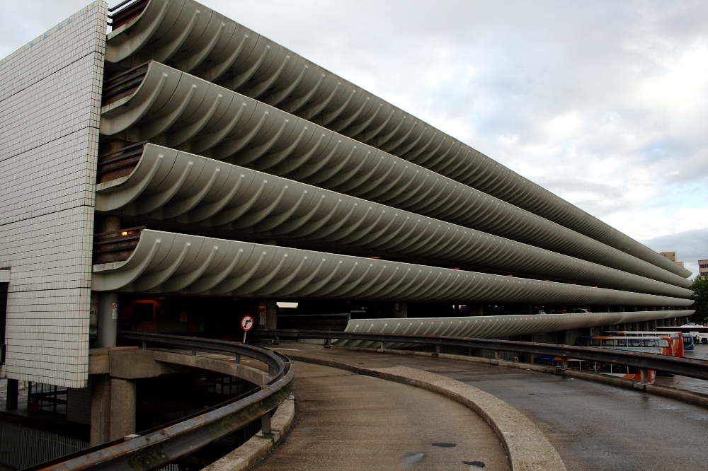 The much-debated, now ill-fated Preston Bus Station (Photo: photolancaster.wordpress.com)