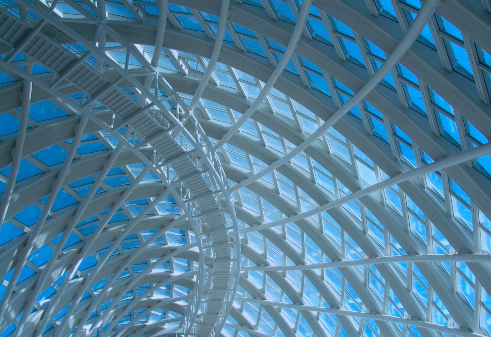 The Phoenix Center is the first example of parametric design by a Chinese architect in Beijing.