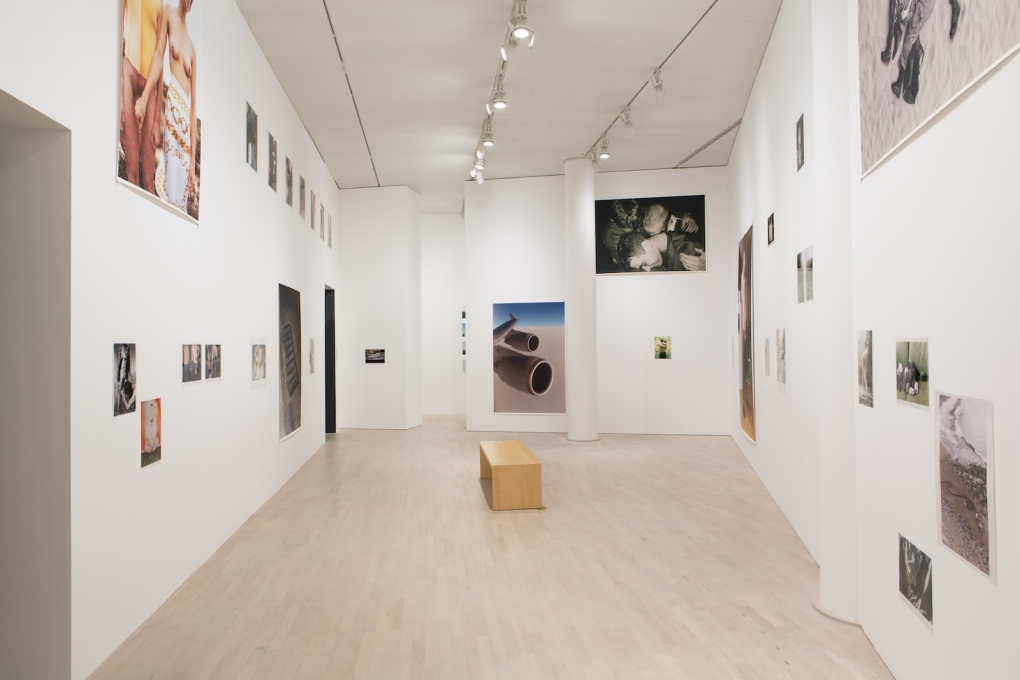 """I've always seen exhibitions as spatial experiences..."" Installation view, Kunstsammlung Nordrhein-Westfalen, Düsseldorf, 2012. (Photo courtesy the artist)"