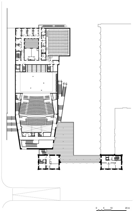 Level 2 plan. (Image: K-architectures)
