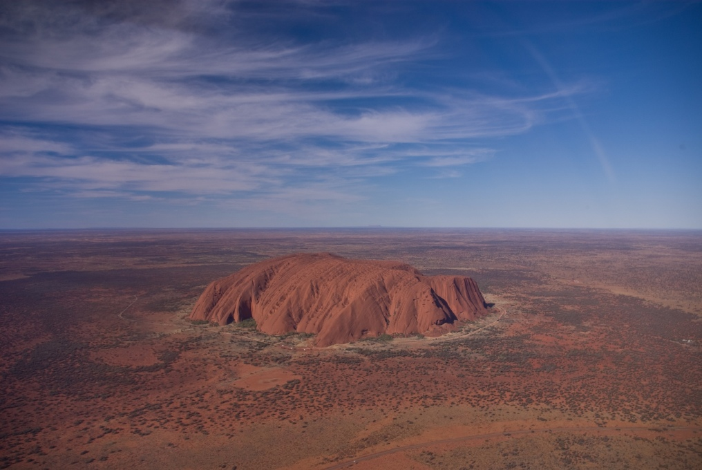 Uluru' in Australia's Northern Territory. (Image: Flickr/Corey Leopold' CC BY 2.0)