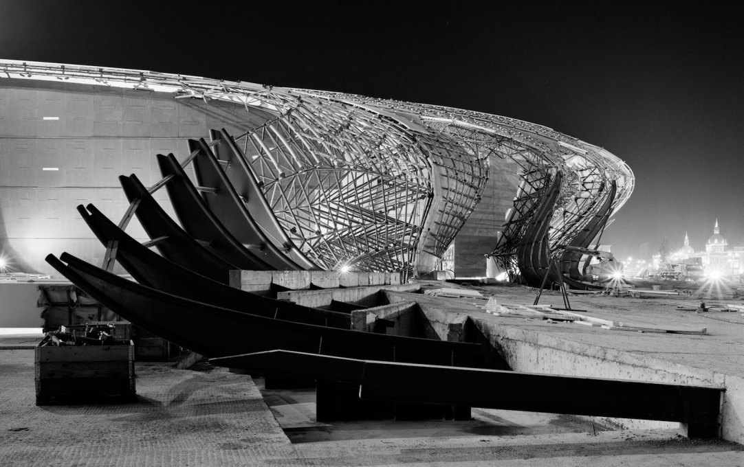 Architectural photographer Hélène Binet's stunning photo essay documenting Zaha Hadid buildings: uncu.be/4DryEO