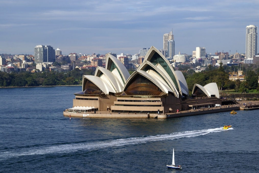 Sydney Opera House. (Image: Flickr/gibsone, CC BY-NC-SA 2.0)