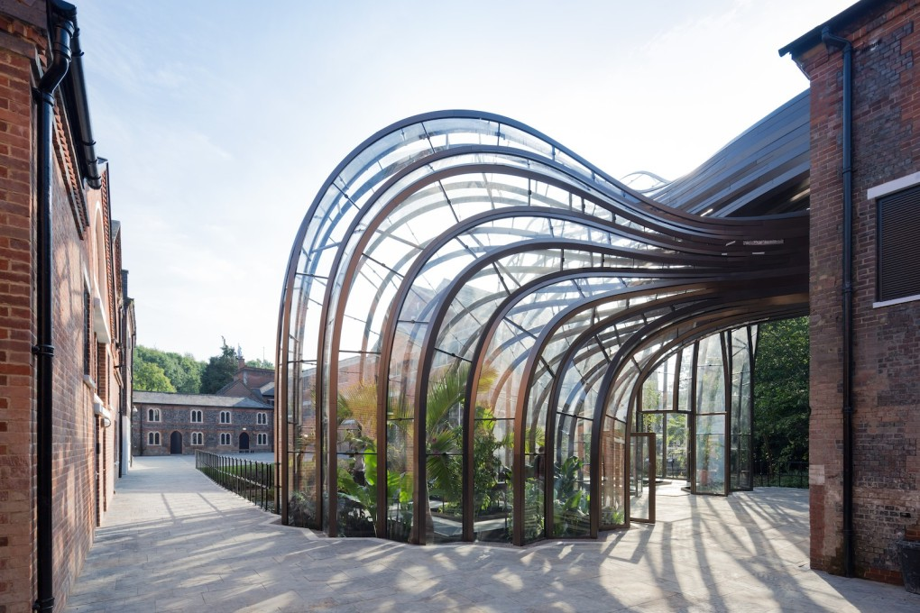 Gin brand Bombay Sapphire′s new distillery is housed within a former water-powered paper mill. (Photo: Iwan Baan)
