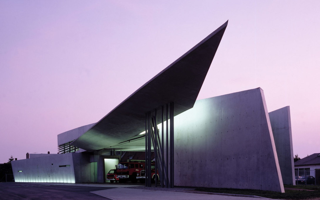Vitra's Rolf Fehlbaum remembers how Zaha's first building came to be: the Vitra fire station: uncu.be/jyNXBj