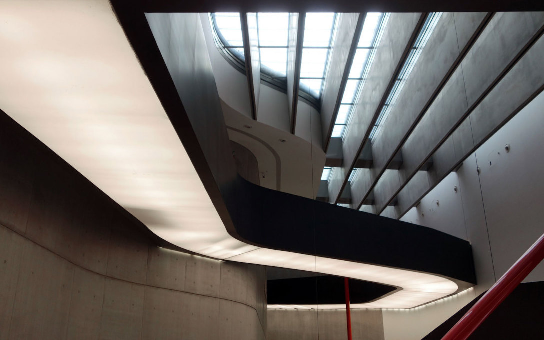 "Rob Wilson on ""a fitting reflection of our times"", the MAXXI Museum in Rome: uncu.be/1W5GBa (Photo: Flickr/Steven Zucker, CC BY-NC-SA 2.0)"