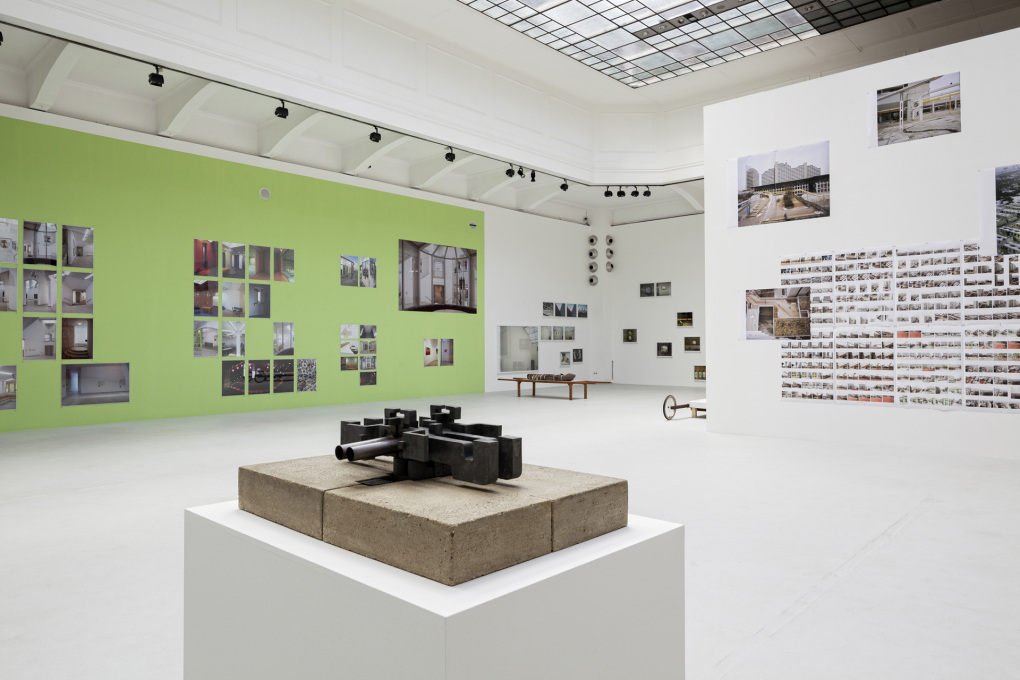 It is the first comprehensive posthumous exhibition of the life work of the Austrian Pritzker Prize winner.