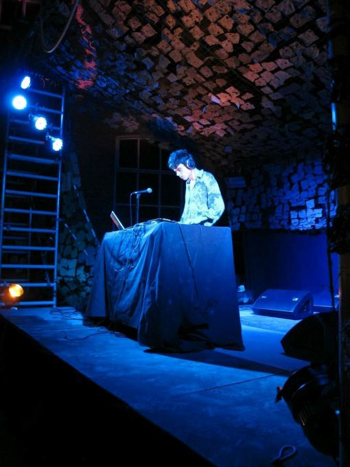 The Open-Air Festival was free and open to the public, including DJ sets that lasted late into the night. (Photo © Eme3)