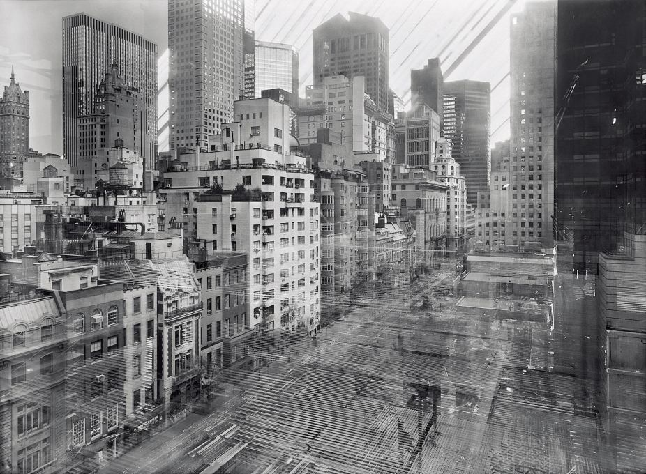 The Museum of Modern Art' New York (9.8.2001 - 2.5.2003) (All images: Michael Wesely)