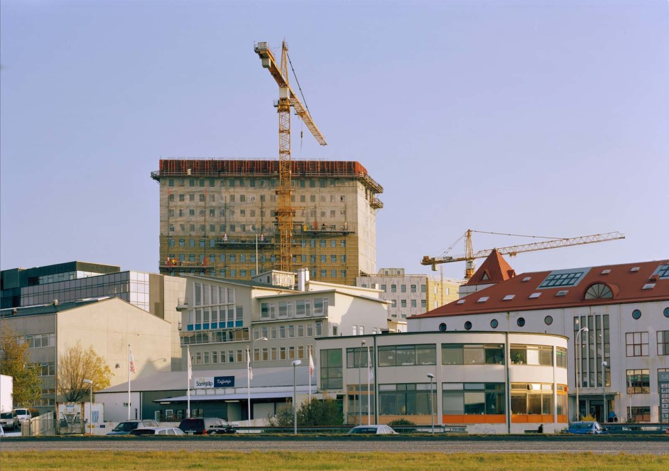 Such developments are beginning to tower over the traditionally low-rise Icelandic capital.
