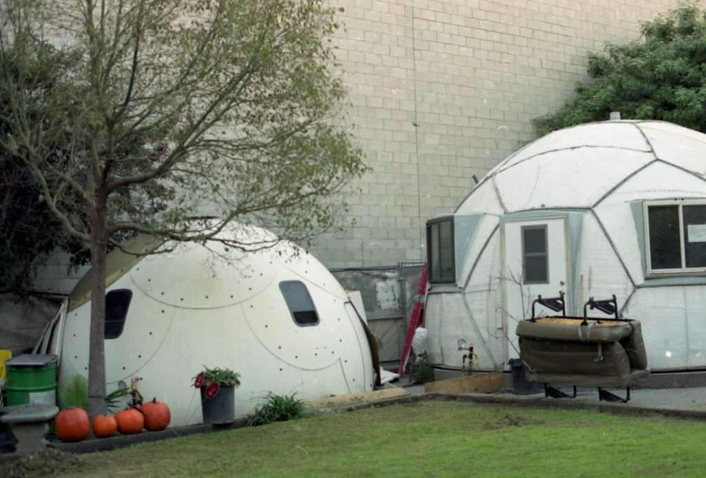 "Dome Village: each ""Dome"" sleeps two. (Photo: Oliver Croy)"