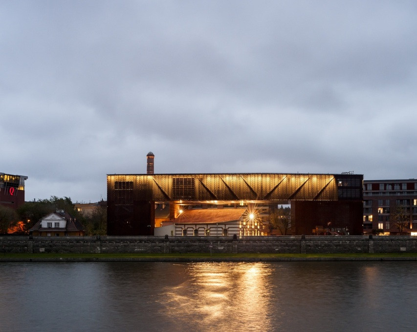 With its mix of materials and theatrical leanings' Cricoteka is testament to Krakow's history of artistic innovation.