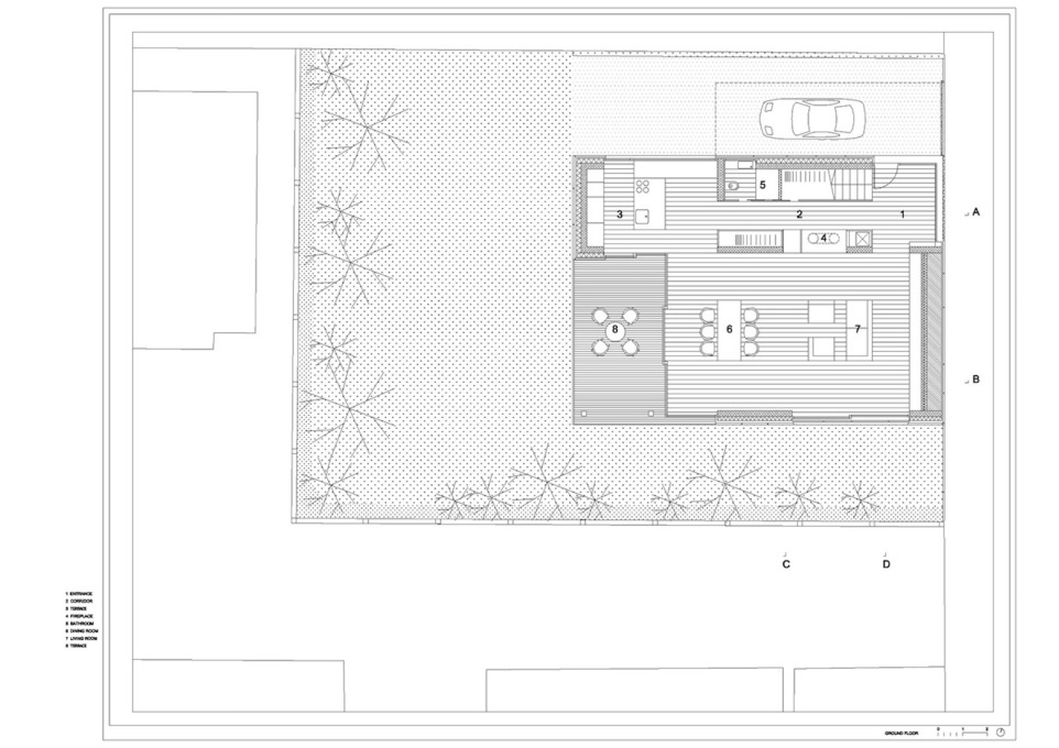 Ground floor plan.