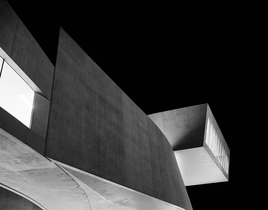 Maxxi Museum in Rome by Zaha Hadid. (All photos © Hélène Binet)