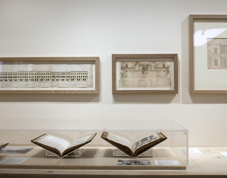 """Palladian Design: the Good, the Bad and the Unexpected"" at the RIBA Architecture Gallery in London. (All exhibition views by Ioana Marinescu)"