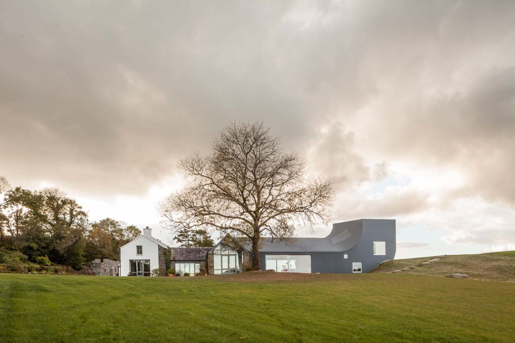House in Inchigeelagh, County Cork, Markus Schietsch Architekten, 2011-2014. (All images courtesy Markus Schietsch Arkitekten)