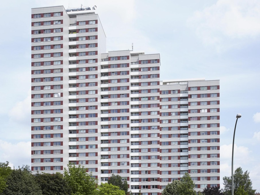 "East Berlin's most prestigious inner-city housing project was ""Leninplatz"" in Berlin-Friedrichshain. (All photos by Thorsten Klapsch, taken in July 2015)"