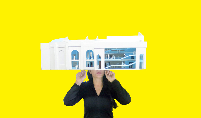 The Marina Abramovi? Institute suceeeded in a recent kickstarter campaign to build its new home. (Image: MAI)