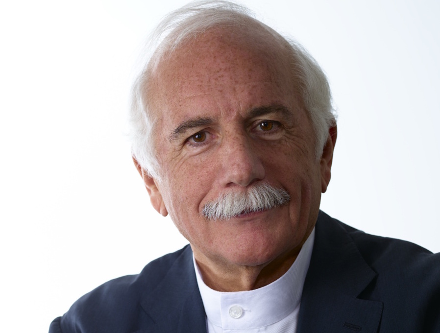 Moshe Safdie. (Photo: Stephen Kelly. All images courtesy Safdie Architects)