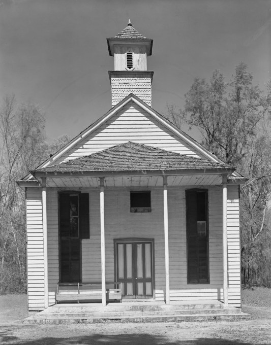 Church in South Carolina. (Image © Walker Evans, Library of Congress)