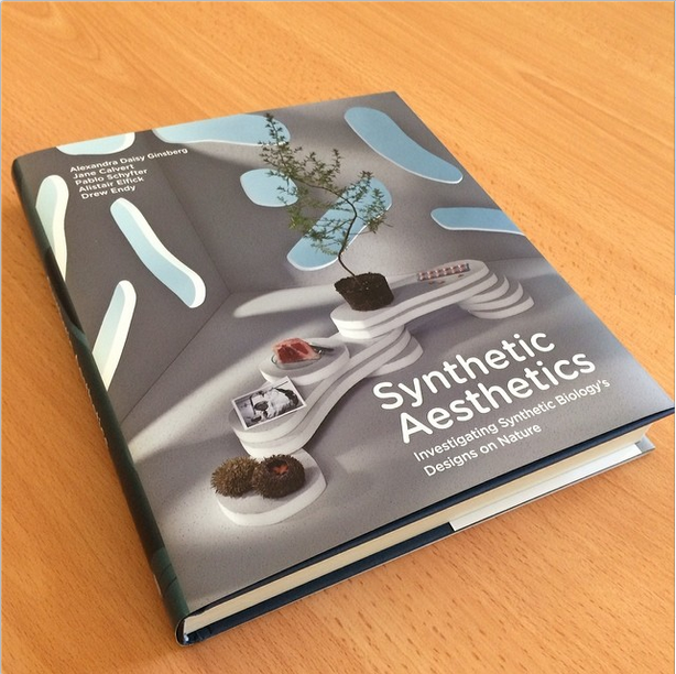 Further Reading: Synthetic Aesthetics - Investigating Synthetic Biology's Designs on Nature, Alexandra Daisy Ginsberg et al., MIT Press, 2014.