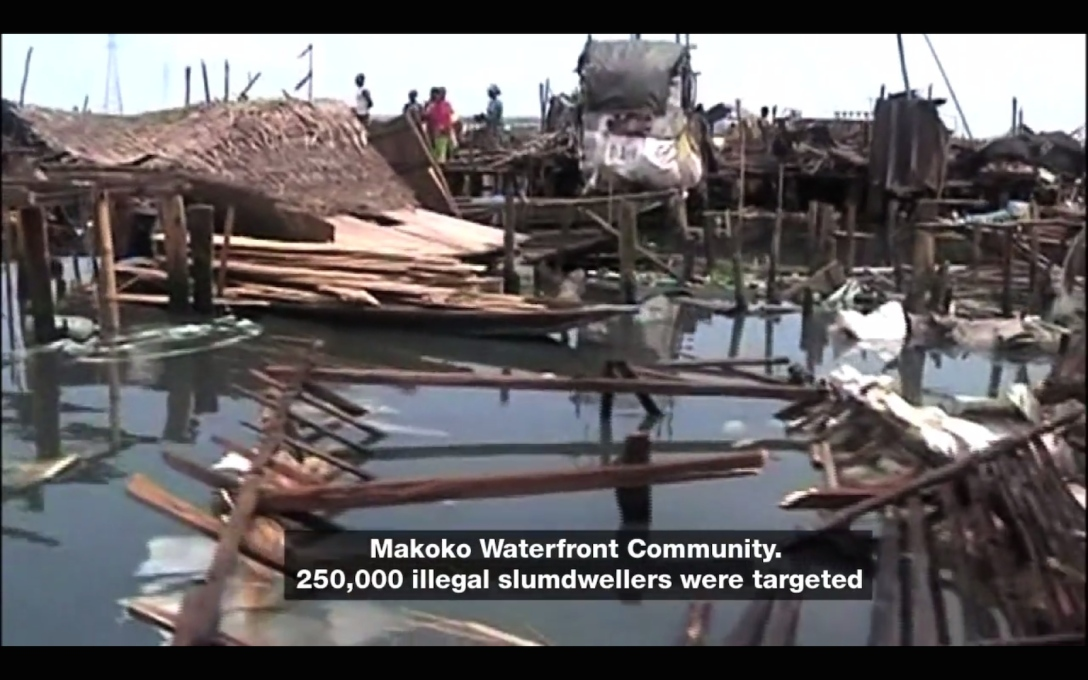 However, with its close proximity to Lagos and development potential, Makoko is attracting lots of attention, and has already seen the displacement of many of its inhabitants...