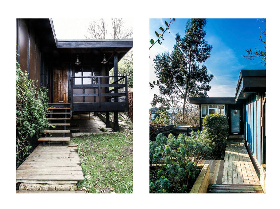 "The rich arrangement of threshold spaces and terraces around ""Segal Method"" houses. (Photos: Taran Wilkhu)"